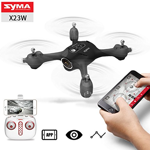 SYMA X23 X 23W Mini Set Hauteur RC Quadcopter...