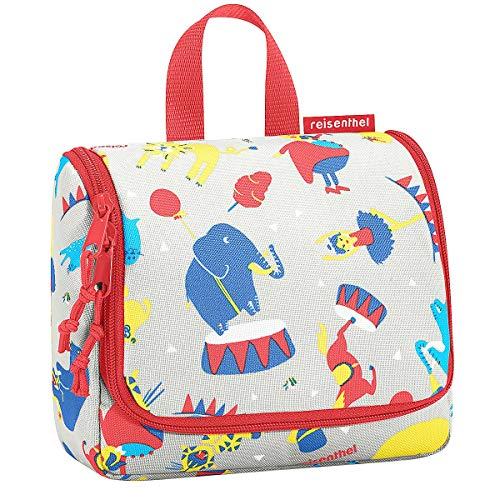 reisenthel toiletbag S kids circus red Maße: 18,5 x 16 x 7 cm / Volumen: 1,5 l