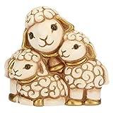THUN ® - Klassische Krippe Gruppe von Schafen