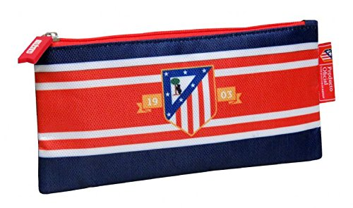 C Y P Atlético De Madrid Estuches, 21 cm, Multicolor