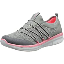 Skechers Synergy 2.0-Simply Chic, Zapatillas sin Cordones para Mujer