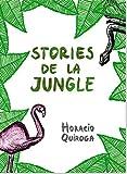 Learn Spanish through Spanglish (Illustrated): Stories de la Jungle (English Edition)