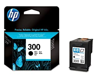 HP Cartucho de tinta negro HP 300 300 Ink Cartridges, De 20 a 80% HR, de -40 a 60 °C, de 15 a 32 °C, De 20 a 80% HR, 116 x 36 x 115 mm, 0.05 kg (0.11 libras) (B0019TUUJW) | Amazon price tracker / tracking, Amazon price history charts, Amazon price watches, Amazon price drop alerts