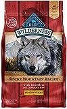 Blue Buffalo Wilderness Rocky Mountain Recette de croquettes pour Chien Adulte