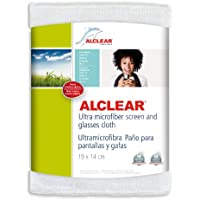 ALCLEAR 950003 Ultra-Fine Microfibre Screen Cloth, White preiswert