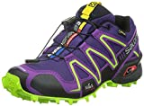 Salomon Speedcross 3  - Zapatillas de running para mujer , color Morado (Cosmic Purple/Passion Purple/Granny), talla  5.5 UK (38 2/3 EU)