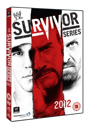 WWE: Survivor Series 2012 [DVD] [UK Import] - Wwe Dvd-2012