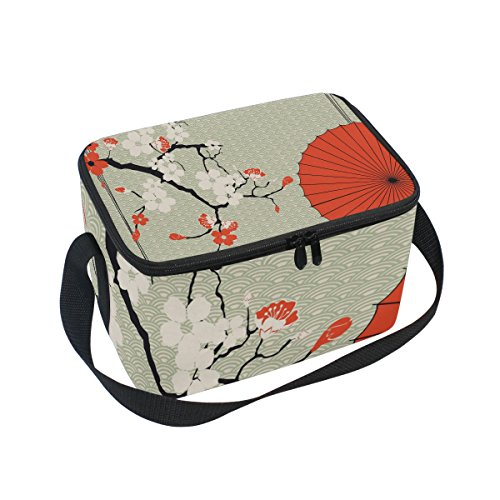 Domoko Japonais Parapluie Fleurs de Cerisier Sakura...