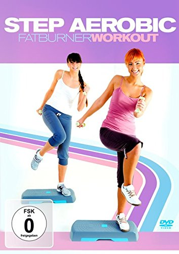 Step Aerobic - Fatburner Workout (Mit Musik Dvd)