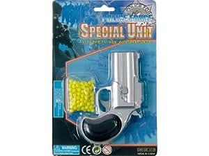 WDK PARTNER - A0701987 - Déguisements - Pistolet à Billes Agent Secret