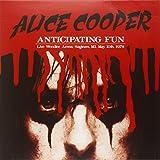 Anticipating Fun: Live Wendler Arena, Saginaw, Ml May 10th,1978 [Vinyl LP]
