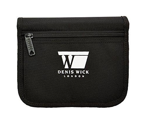 Denis Wick dwa236Ersatzplatte Mundstück Leinwand Tasche für Tuba