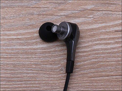 Kopf-Handys Buds Kopfhörer 3,5mm W/Mikrofon. Freisprecheinrichtung Call kompatibel mit Blackberry PRIV Blackberry Leap Blackberry Classic Blackberry Porsche Design P \'9983Blackberry Passport Blackberry Classic Blackberry Z3Blackberry Z30Blackberry 9720Blackberry Q5Blackberry Z10Blackberry Q10Blackberry 4G LTE Blackberry Curve 9320kompatibel Kopfhörer, Schwarz 3,5mm in-ear-Stereo-Ohrhörer w/Mikrofon. Freisprecheinrichtung Call