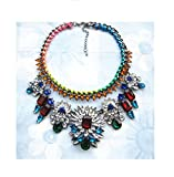 HDCOOL The chain necklace collarbone chain big droplets sautoir female