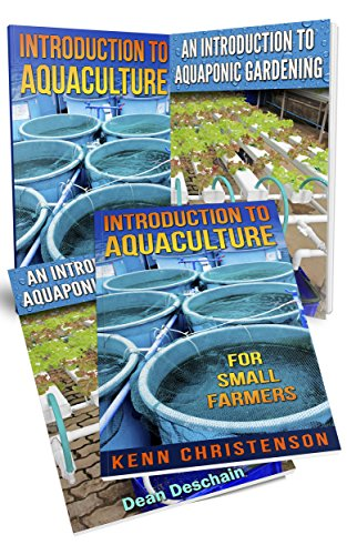 Aquaponics: (2-in-1 Book Set) An Introduction To Aquaculture - An Introduction To  Aquaponic Gardening (aquaculture, fish farming, hydroponics, tilapia, ... system, fisheries) (English Edition) - Hydroponic Gardening-systeme