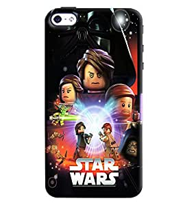Clarks Star Wars Hard Plastic Printed Back Cover/Case For Apple iPhone 4s
