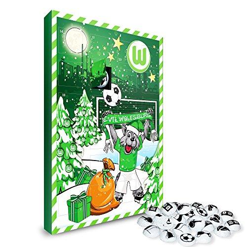 VfL Wolfsburg Calendrier de Noël calendrier de l'avent