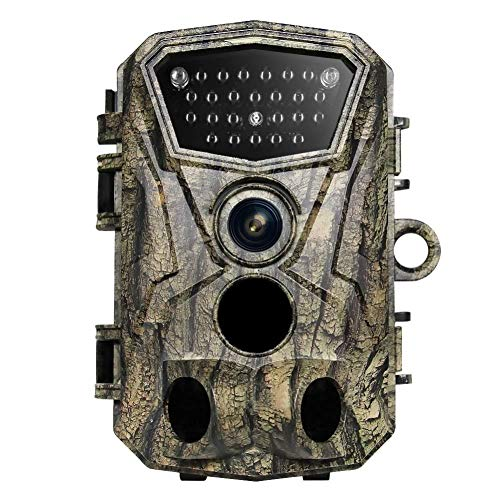 MKJYDM Jagdkamera Wildkamera 1080P 16MP Trail Game Kamera Nachtsicht Aktion Aktivieren Sie IP56 Wasserdicht 120 ° Weitwinkel Für Die Jagd Auf Wildtiere Jagdkamera