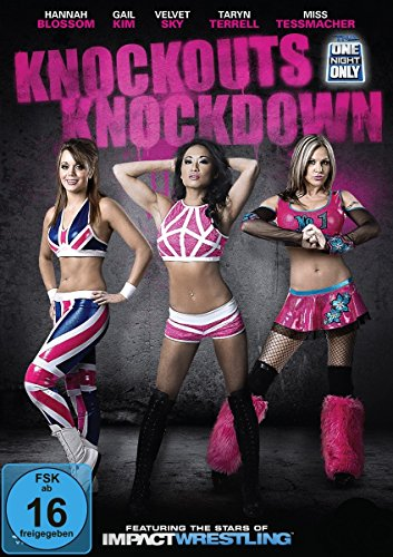 TNA - One Night Only: Knockouts Knockdown