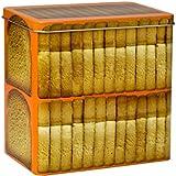 Zwieback-Dose mit Zwieback-Motiv - Weißblech - Deckel aufklappbar - 15,1 x 9 x 15 - Snack - BUTLERS