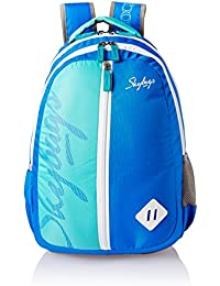 Skybags 25 Ltrs Blue Casual Backpack (BPLEO6BLU)