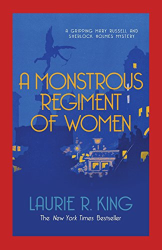 A Monstrous Regiment Of Women (Mary Russell Mystery 02)