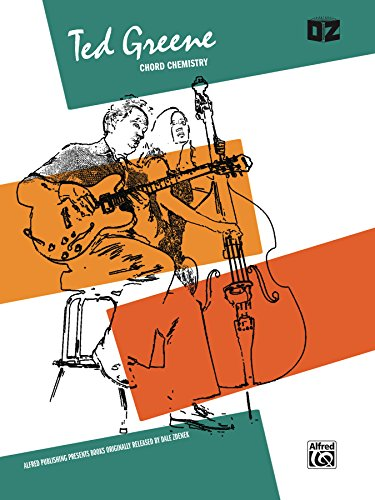 Ted Greene: Chord Chemistry: For Guitar (English Edition) por Ted Greene