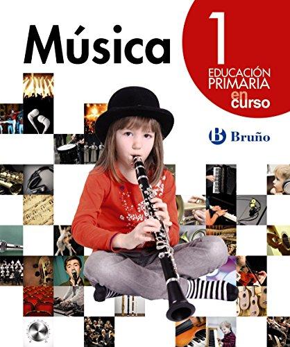 En curso Música 1 Primaria Andalucía - 9788469610688