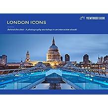 ViewFinder Book - London Icons: English Version (English Edition)