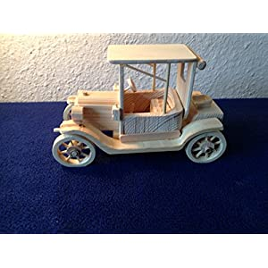 Ford T-Modell (Thin Lizzy) aus Holz