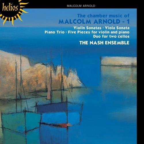 Arnold: Chamber Music Vol.1 by The Nash Ensemble (2001-02-13)