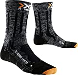 X-Socks Herren Socken TREKKING MERINO LIMITED, Grey/Black, 35/38, X100077