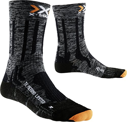 X-Socks Messieurs xtrek King en Laine mérinos Limited wanderstrumpf, Homme, Trekking Merino Limited