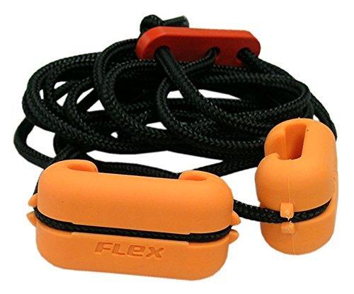 Spannhilfe, Spannschnur Flex TRINGER f. Bogensport verschiedene Farben (orange)
