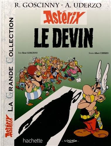 Une Aventure d'Astérix, Tome 19 : Le devin