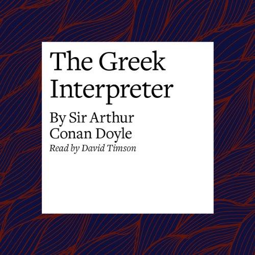 The Greek Interpreter  Audiolibri