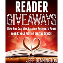 READER GIVEAWAYS: How You Can Win Amazon Products From Your Kindle Fire or Digital Device