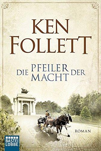 Buchcover Die Pfeiler der Macht: Roman