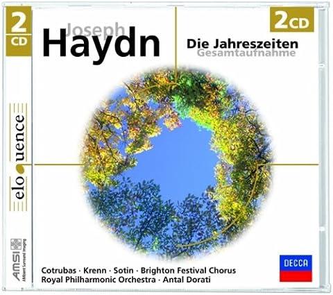 """Haydn: Die Jahreszeiten - Hob. XXI:3 - Der Sommer - No.11a Rez: """"Die Morgenröte"""" - Terzett und Chor"""