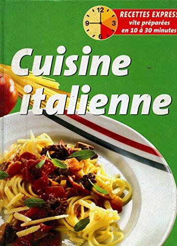 Cuisine italienne / Collectif / Réf: 16972