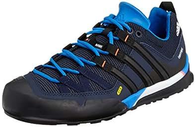 Adidas Terrex Solo, Chaussures de Randonnée Basses Homme - Bleu (bright Royal/core Black/collegiate Navy), 47 1/3 EU