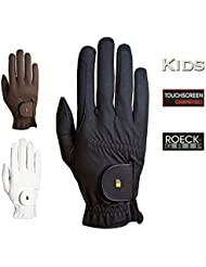 Roeckl - childrens riding gloves ROECK GRIP JUNIOR