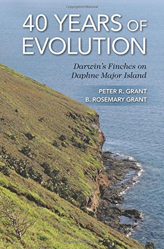 40 Years of Evolution - Darwin`s Finches on Daphne Major Island -