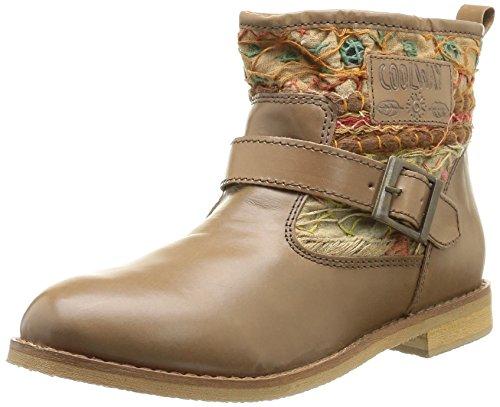Coolway Spring Damen Stiefel & Stiefeletten Braun - braun