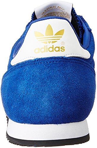 adidas Herren Dragon Turnschuhe Azul (Reauni / Ftwbla / Negbas)