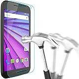 Motorola Moto G 3 Protection écran en Verre Trempé , Bingsale Film Protection d'écran en Verre Trempé pour Motorola Moto G 3 (3ème génération) Smartphone débloqué 4G (Motorola Moto G 3ème génération)