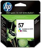 HP 57 Farbe Original Druckerpatrone für HP Deskjet, HP Photosmart, HP PSC, HP Officejet
