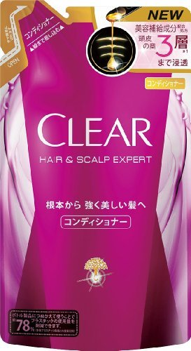 Clear For Ladies Conditioner 300g - Refill