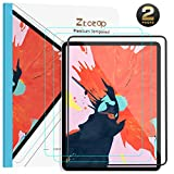 Ztotop Screen Protector for iPad Pro 12.9'' 2018 [2 Pack],