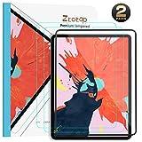 Ztotop Schutzfolie für iPad Pro 11 Panzerglas 2018, 9H Gehärtetem Glas Displayschutzfolie, Blasenfrei/Anti-Kratzer/Face ID, für iPad Pro 11 Zoll 2018-2 Stück